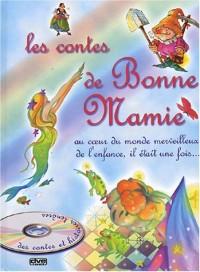 Les contes de Bonne Mamie (1CD audio)