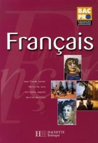 Français Bac Pro 1e Tle