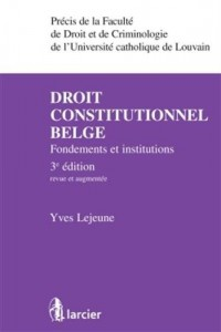 Droit constitutionnel belge