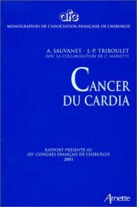 Cancer du cardia