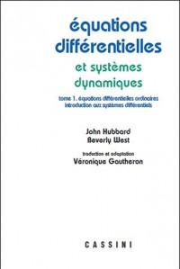 Equations différentielles et sytèmes dynamiques : volume 1