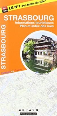Strasbourg : 1/10 000, avec livret