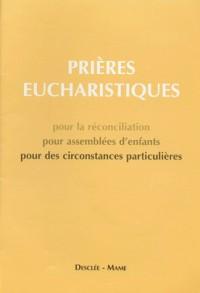 Prieres eucharistiques/gf