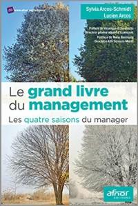 Le grand livre du management : Les quatre saisons du manager
