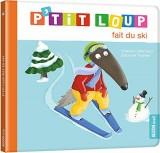 P'tit Loup fait du ski