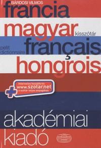 Petit dictionnaire français-hongrois