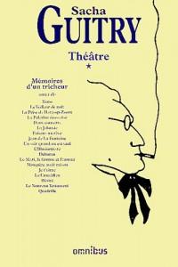 Théâtre, Mémoires d'un tricheur T1 (nouvelle édition) (1)