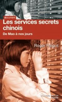 Les services secrets chinois