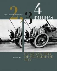 2,3,4 roues, le grand prix de Picardie de 1913
