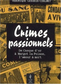 Les crimes passionnels