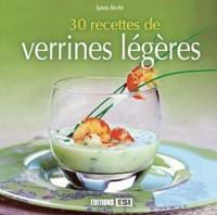 30 recettes de verrines légères