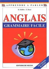 Anglais. Grammaire facile