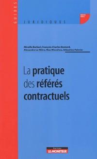 La pratique des référés contractuels