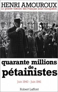 Quarante millions de pétainistes, tome 2