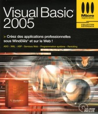 Visual Basic 2005 (1Cédérom)