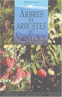 Arbres et arbustes du Ventoux