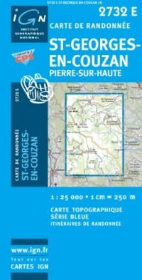 Saint-Georges-en-Couzan/Pierre-sur-Haute GPS: IGN2732E