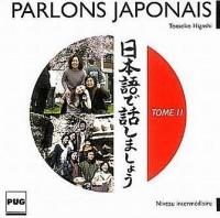 Parlons japonais , tome 2 (CD audio)