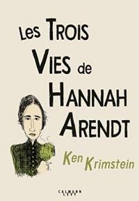 Les Trois Vies de Hannah Arendt  width=
