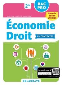 Économie Droit 2de Bac Pro (2018) - Pochette élève