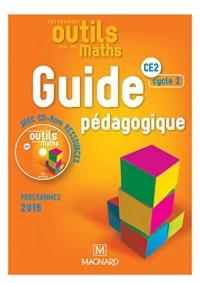 Nouveaux Outils pour les Maths CE2 Guide Pédagogique + CD ROM (les) 2017