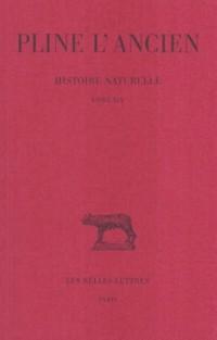 Histoire naturelle, livre XIX. Nature du lin et faits merveilleux