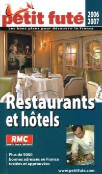Le Petit Futé Guide des Restaurants et Hôtels de France