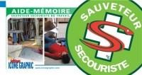Aide Mémoire : Sauveteur Secouriste du Travail - S.S.T.