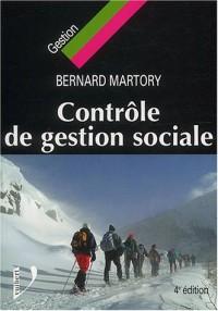 Contrôle de gestion sociale : Salaires, masse salariale, effectifs, compétences, performances
