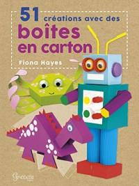 51 Creations avec des Boites en Carton