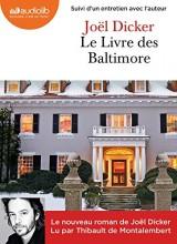 Le Livre des Baltimore [Livre audio]