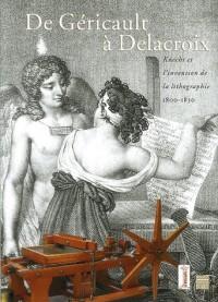 De Géricault à Delacroix : Knecht et l'invention de la lithographie 1800-1830