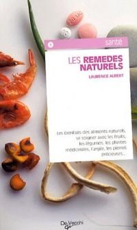 Les remèdes naturels