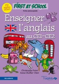 Enseigner l'anglais au CE1/CE2 (CD audio)