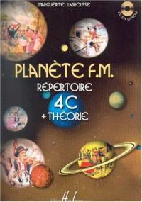 Planète F.M. Volume 4C - répertoire et théorie