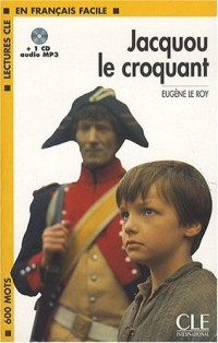 Jacquou le croquant (1CD audio MP3)