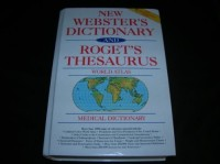 New Webster's Dictionary and Roget's Thesaurus