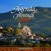 Agenda Provencal 2013 Bedoin (Pt Format)