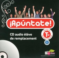 Apuntate Term CD Audio (Remplac) 2012