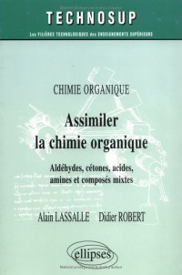 Assimiler la chimie organique