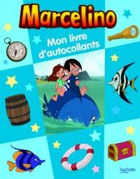 Mon livre d'autocollants Marcelino