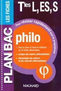 Philo Tles L, ES, S