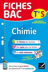 Fiches bac Chimie Tle S (enseignement spécifique): fiches de révision Terminale S