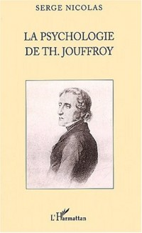 La psychologie de Th Jouffroy