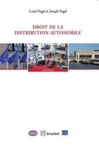 Droit de la distribution automobile
