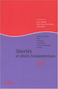 Libertés et droits fodamentaux