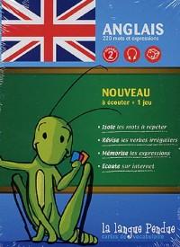 Cartes de vocabulaire Anglais-Français Niveau 2 (5ème)