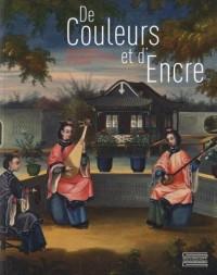 De couleurs et d'encre : Oeuvres restaurées des musées d'art et d'histoire de La Rochelle