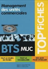Management des unités commerciales, BTS MUC