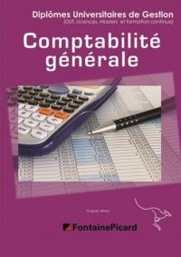 Comptabilité générale : Diplômes Universitaires de Gestion